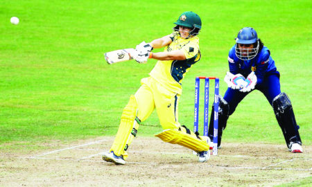 Australia,Win, main Lenning, ICC, Woman, World, Cup, Sports