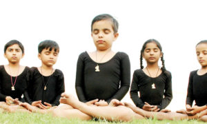 International Yoga Day,