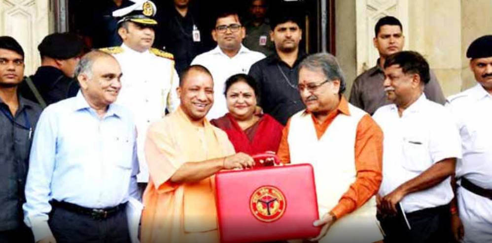 UP Government, First, Budget, Presented