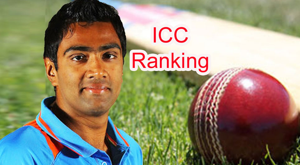 Ravichandran Ashwin, Third Position, ICC, Ranking, sports