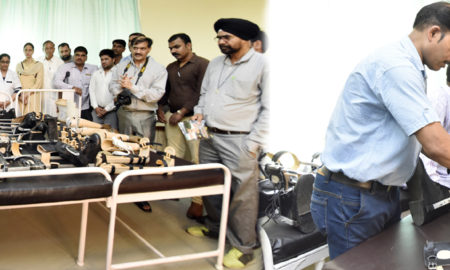 Disabled, People, Caliper, Distributed, Dera Sacha Sauda