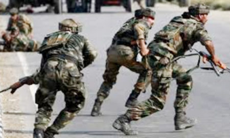 Two Militant, Killed, Security forces, Tral Area, Jammu & Kashmir, Encounter