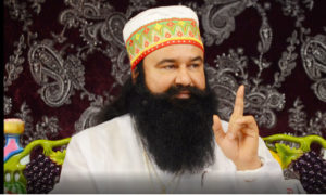 Never, Duble Face Man, Priceless word, Saint Dr, Gurmeet Ram Rahim, Spiritually