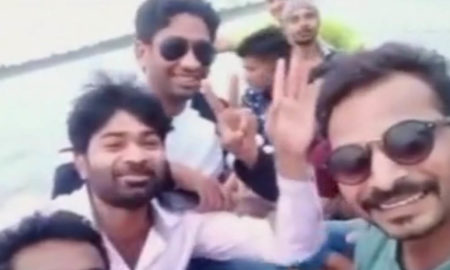 Youths, Killed, Drowning, Boat, Nagpur, Selffie