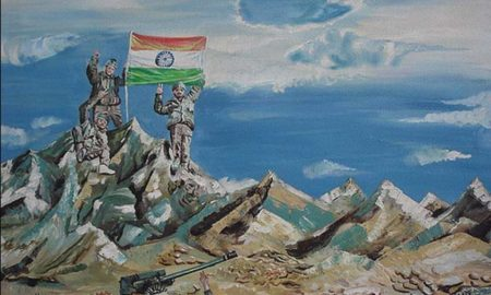 Kargil, True, Tribute, Martyrs, Tiger Hills, Article
