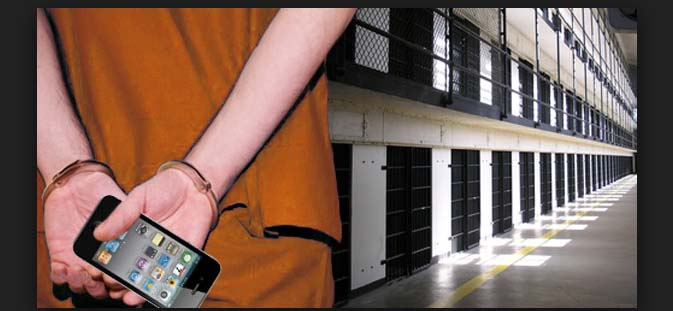 Three mobiles found in central jail