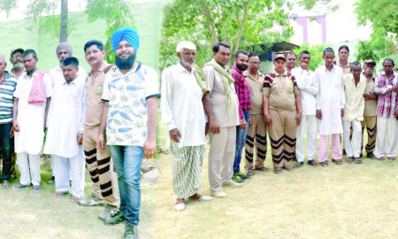 Feeble, Minded, Persons, Assigned, families, Dera Sacha Sauda, Piligrams