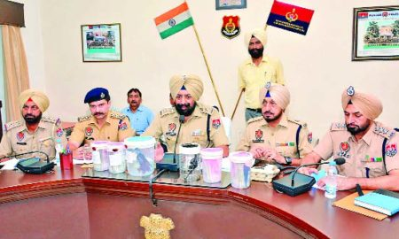 Businessman, Kidnapp, Case, Expose, punjab police, Weapons, Seized