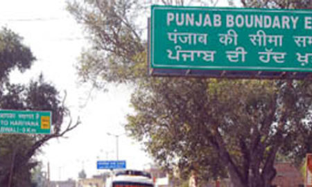 Punjab, Govt, Warns, Haryana, Govt, Indian National Lokdal