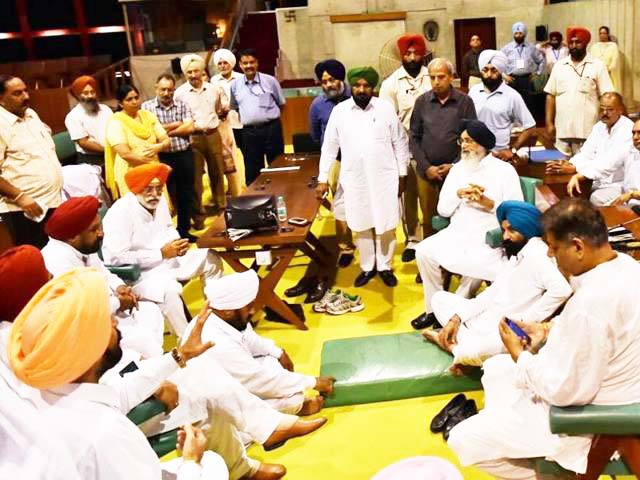Punjab politics, Article