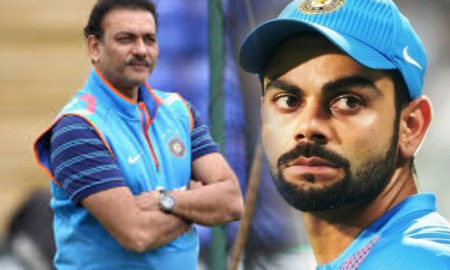 Indian Crickt Coach, Ravi Shastri, Step, Forward, New Team, Virat Kohli, Sports