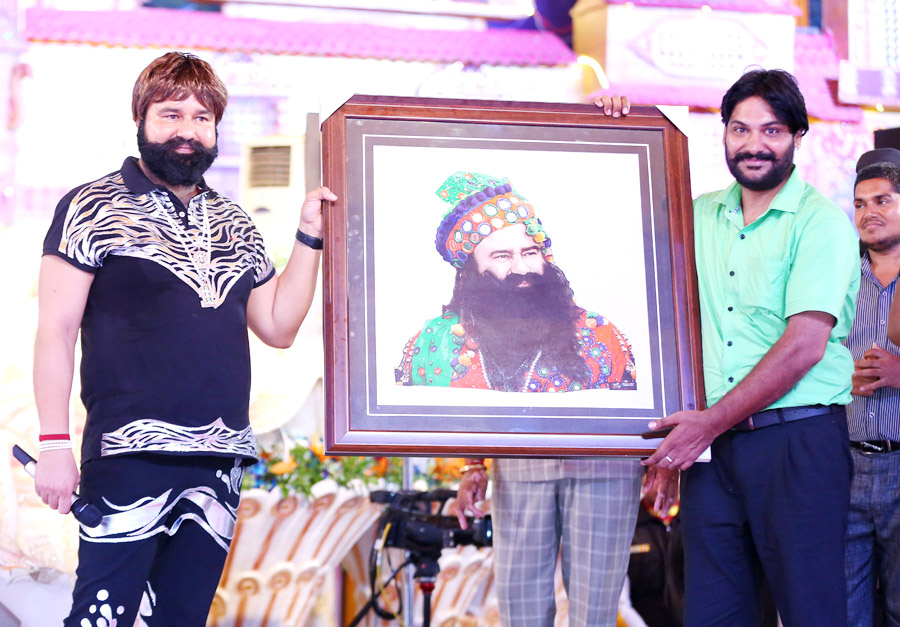 Dr MSG Picture
