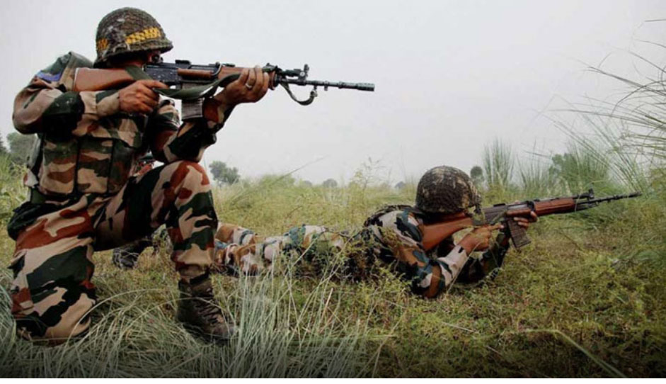 China, India, Border, Indian Army, Soldier, Threatens