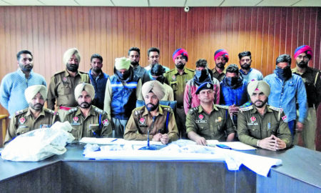 Barnala Police, Arrested, Robbers