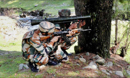 Terrorists Killed, Shopian, Encounter, Indian Army