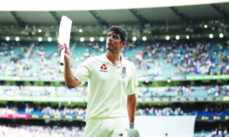 Anderson, Brad and Cook, England, Team, Cricket Return, Sports