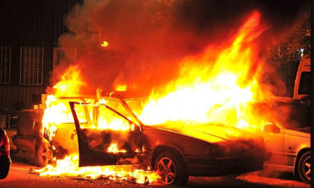 Fire, Car, Jaipur, Prevention, Loss, Life
