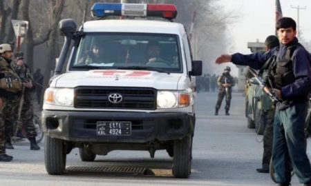 Suicide, Attack, Kabul Killed, Injured