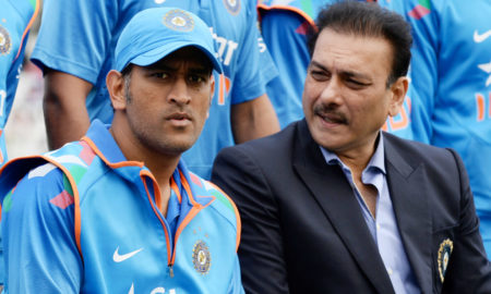 Ravi Shastri, Praised, MS Dhoni, Cricket