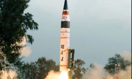 Successful, Testing, Supersonic, Interceptor, Missile, Made in India