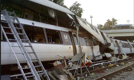 Train Accident, US, Deaths