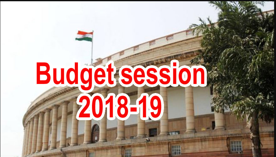 Budget Session,General, Parliament, India