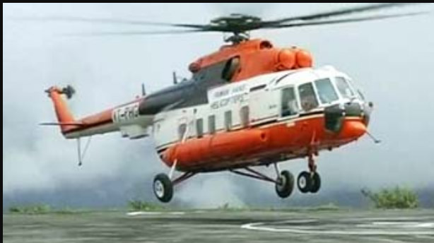 Missing, PawanHans, Helicopter