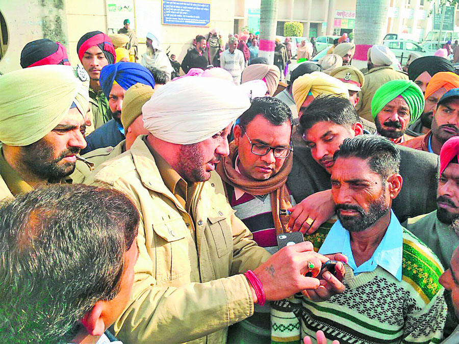 Punjab,Police, Register, Case, Accused, Funeral