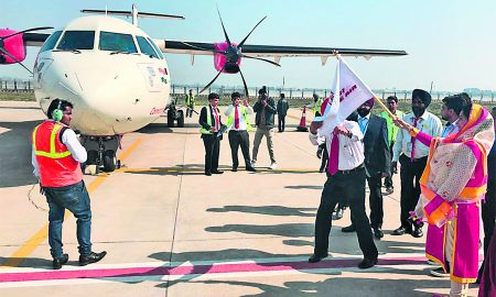 Harsimrat, Launches, Flying, Bathinda