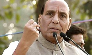 After, Crossing, Border, Cross, Rajnath singh