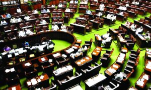 Lok Sabha, Proceedings Adjourned