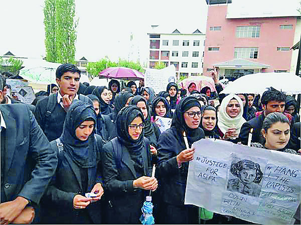 Protest,Against student,Security Forces