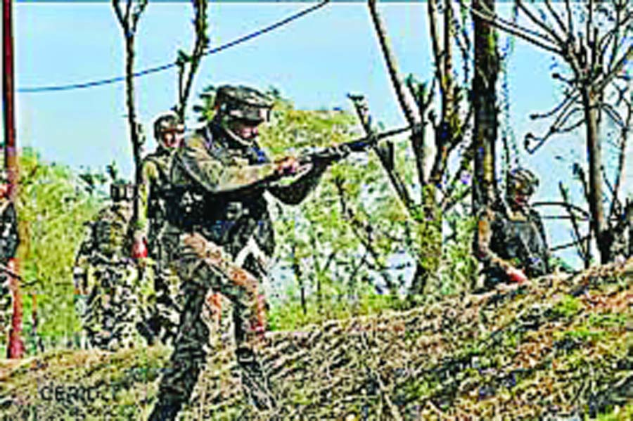 Five, Police, Officers, Killed, Naxal, Attack