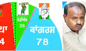 Karnataka, Assembly, Elections, Results, Party, Reached, Raj Takht