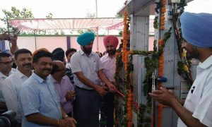 Kahan Singh Pannun, Chairman, Pollution, Control, Board, Commemorates, First, CNG, Mother, Station, Punjab