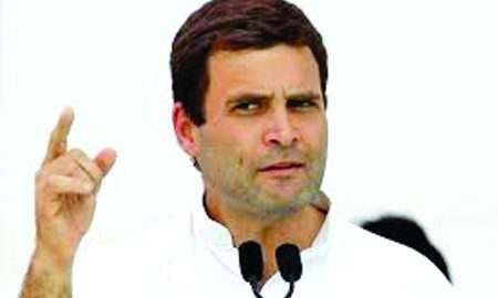 Corruption, Done, Defense, Deal, Rahul