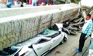 Bridge, Collapses, Varanasi, 15Killing