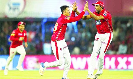 Victory, was, a, test, for, us : Ashwin
