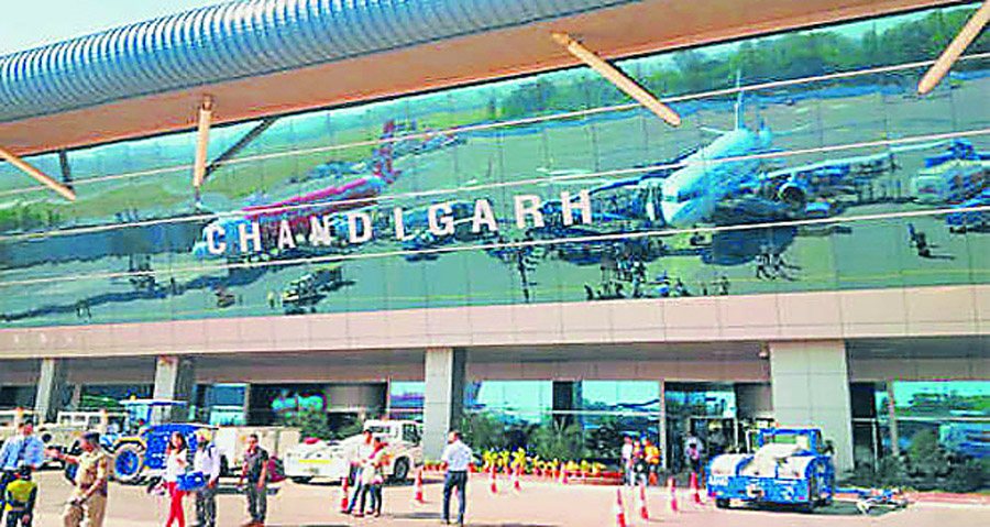 Chandigarh, International, Airport, Closed, Till, 31May