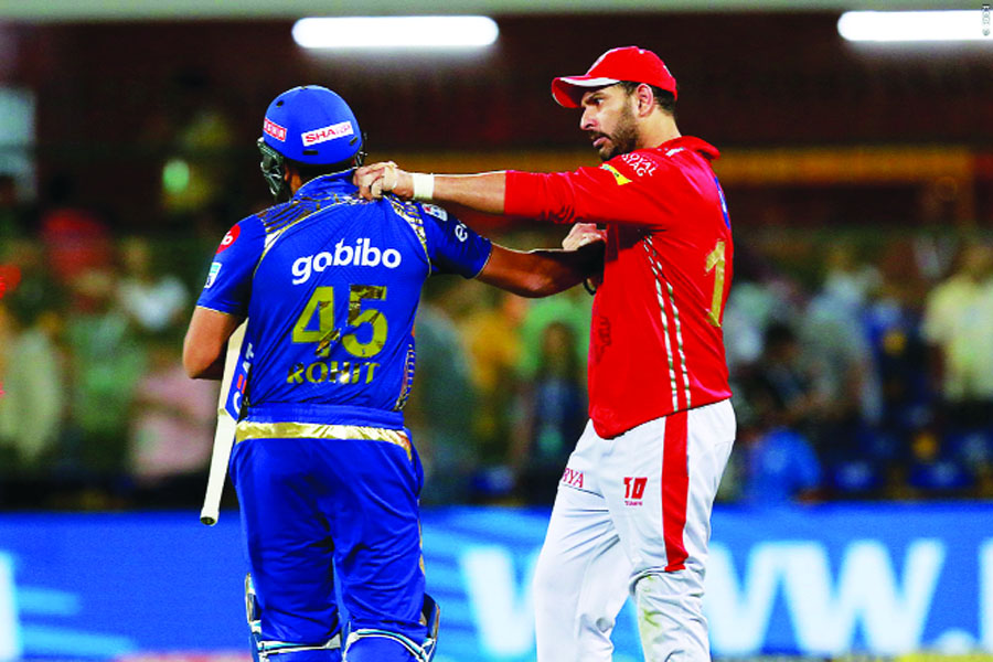 Rohit, Became, Chase, Master, Hitman
