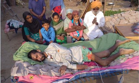 Harbans, Injured, Road, Accident