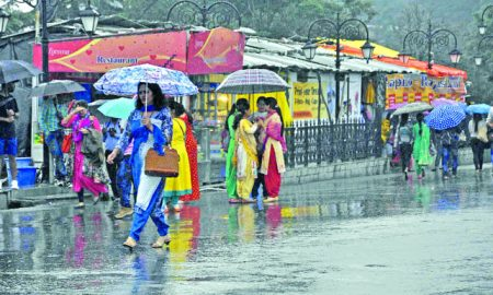 First, Snowfall, Monsoon, Weather, Pleasant