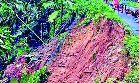 Number, Dead, 8 Due, Landslides, Kerala, 6 Still, Missing