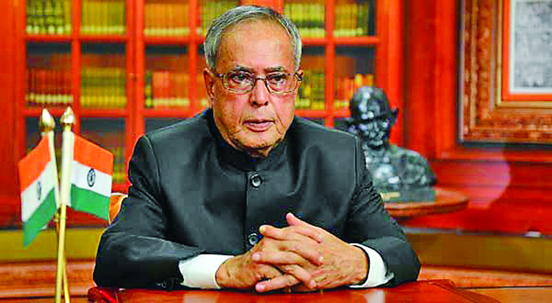 Pranab, Praised, Headgewar, Said, Great, Mother, India, Mother