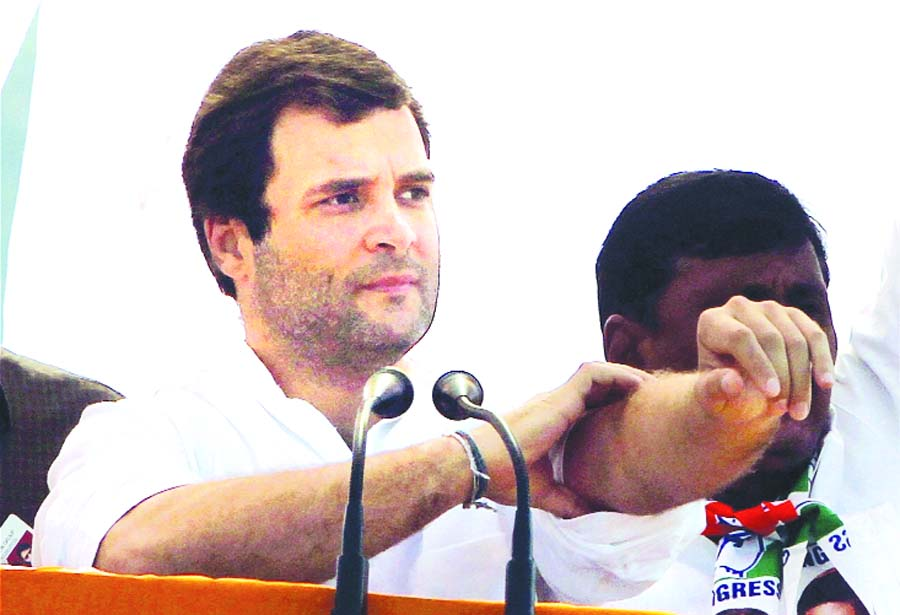 Farmers, Debt, Forgiven, Ten, Days, Rahul