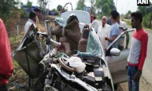 Four Deaths, Horrific, Road, Road Accident, Accident
