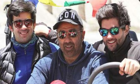 First Time, Sunny Deol, Seen with, Both the Episodes