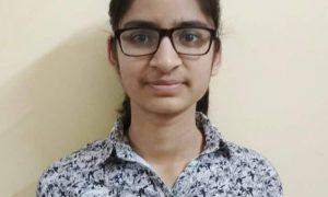 Leighargaad,Daughter, AIIMS, Exam, First, Appear, Country