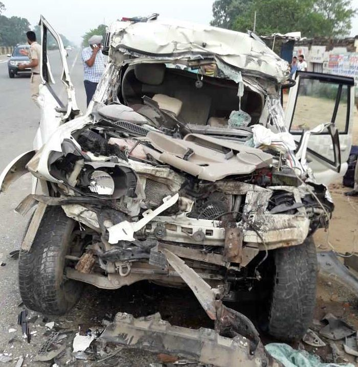 Road, Accident, 7 Dead