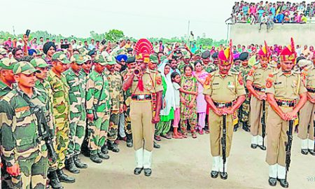 Final, Cremation, Military, Honors, Martyrs, Killed, Naxal, Attack